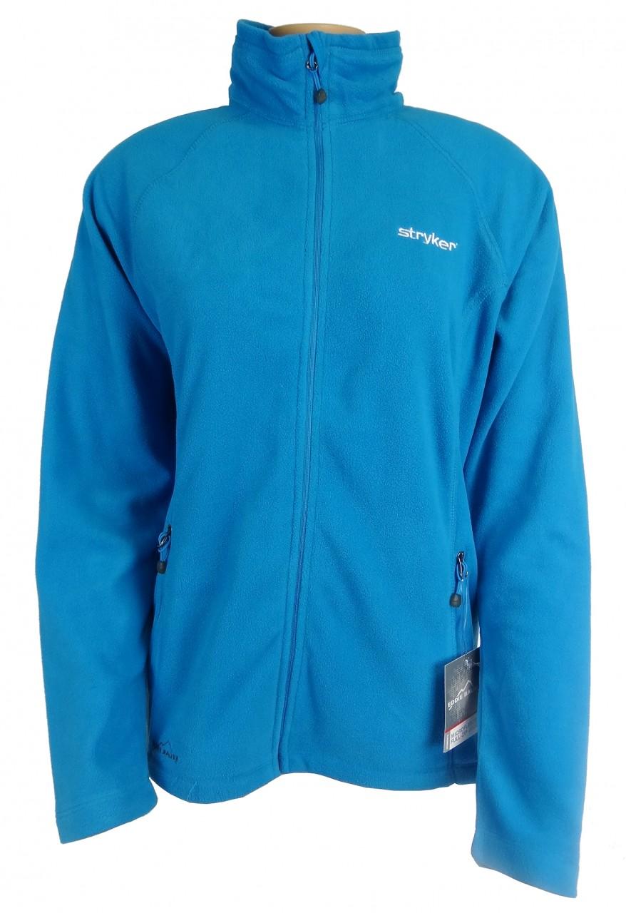 women 39 s eddie bauer full zip fleece jacket peak blue. Black Bedroom Furniture Sets. Home Design Ideas