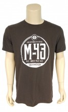 We all know M43 tastes great. But now it makes you look great too?!! Show your love in this 4.5 oz., pre-shrunk 100% ringspun cotton, T-Shirt