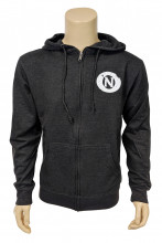Great Lakes.  Great Beer!  Show your love for Old Nation and the Great Lakes State with this 7.5 oz., 55% cotton/45% polyester french terry zip hoodie.   Fresh!