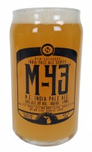 Now you can put your can of M43 in a 16oz. M43 glass that looks like a can.  What a time we live in!!